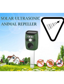 New Design Solar Animal...