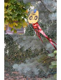 Bird Scarer Face 487...